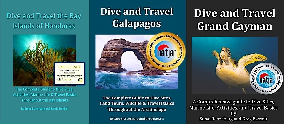 Dive Travel Guides Awards