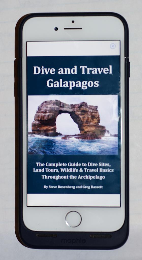 Divetravelebooks   Galapagos